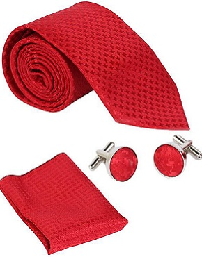Ties and Cufflinks